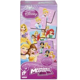 Disney Princess Tower Memory Match Game