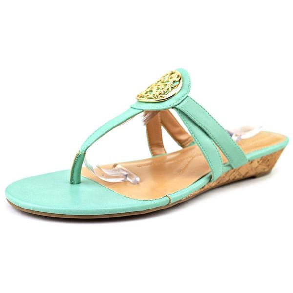 Andrew Geller Women's 'Inza' Leather Sandals