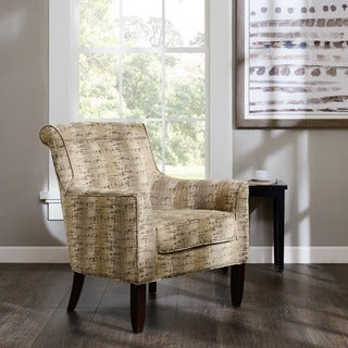 Madison Park Serena Multi Bustle Back Accent Chair