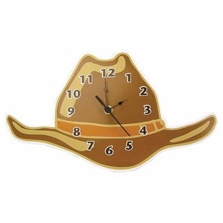 Trend Lab Baby Cowboy Hat Wall Clock