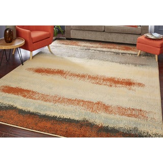 Mohawk Home Madison Canyon Safari Rug (8' x 11')