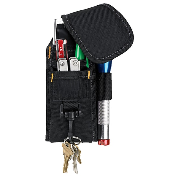 CLC Work Gear 1105 5 Pocket Cell Phone & Tool Holder