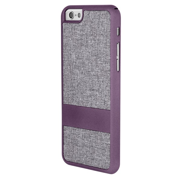 "Case Logic CL-PC-6A-100-PU 5.5"" Purple & Grey Fabric iPhone 6 Case"