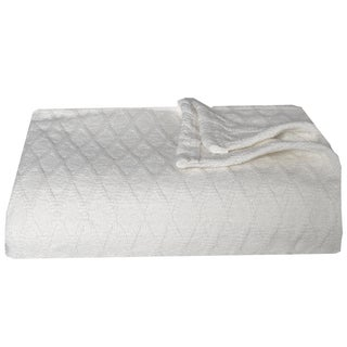 Eddie Bauer Cotton Lattice Blankets