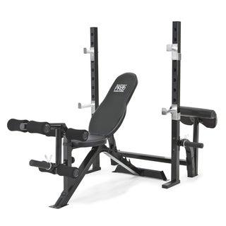 Macy 2-Piece Olympic Bench