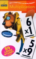 Multiplication: Flash Cards (Cards)