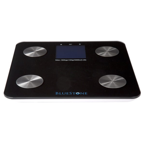 Bluestone Digital Body Fat Scale with Large LCD Display