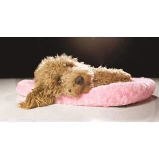 FurHaven NAP Ultra-Plush Crate-Bolster Dog Bed
