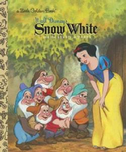 Walt Disney's Snow White and the Seven Dwarfs (Hardcover)