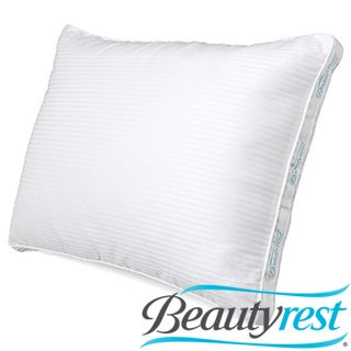 Beautyrest Pima Cotton 300 Thread Count Firm Support Pillow (Set of 2)