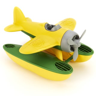 Green Toys Yellow Seaplane
