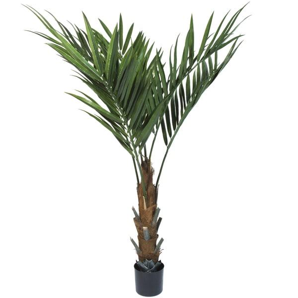 Pure Garden 60 Inch Kentia Palm Tree 18679042