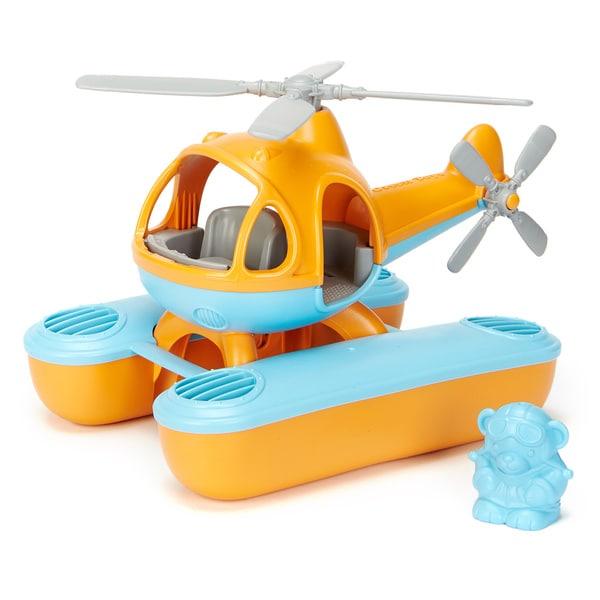 Green Toys Orange Seacopter