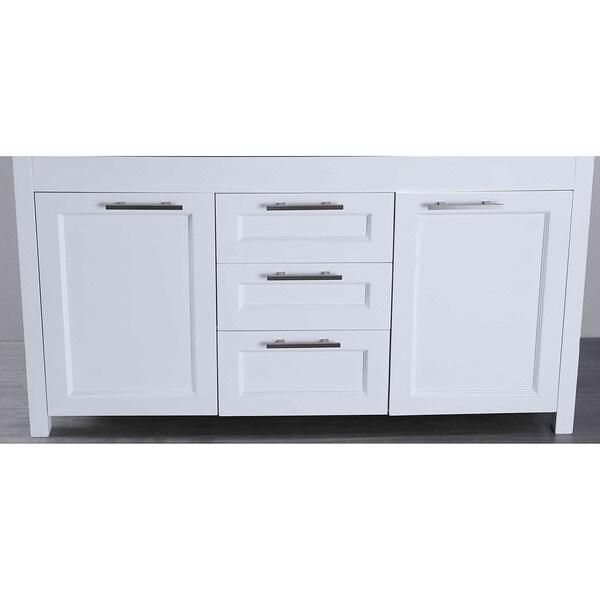 Bosconi SB-267WHMC White 60-inch Main Cabinet