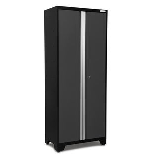 NewAge Bold Series Multi-Use Locker with 3 Adjustable Shelves and Closet Rod