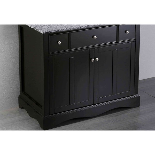 Bosconi SB-2205BMC Black 39-inch Main Cabinet