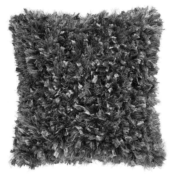 Shimmer Shag 18-inch Throw Pillow 18324826