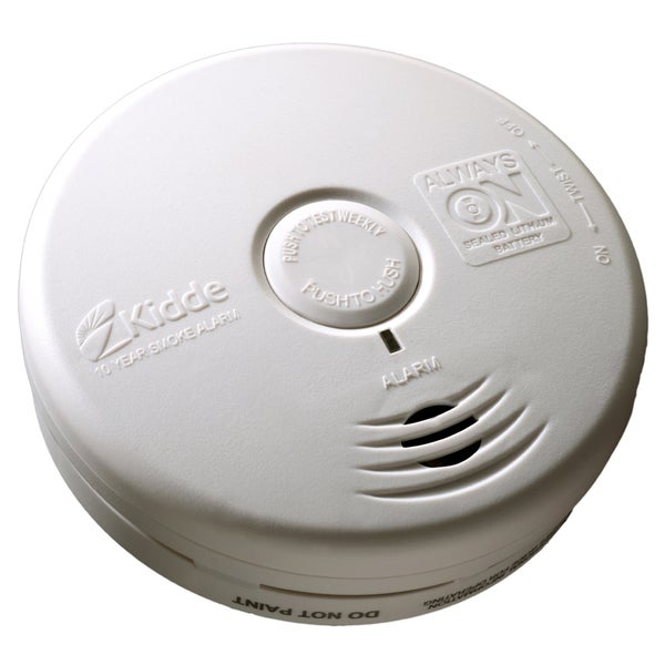 Kidde 21010164 10 Year Living Area Smoke Alarm