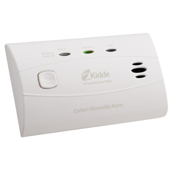 Kidde 21010045 10 Year Battery Carbon Monoxide Alarm