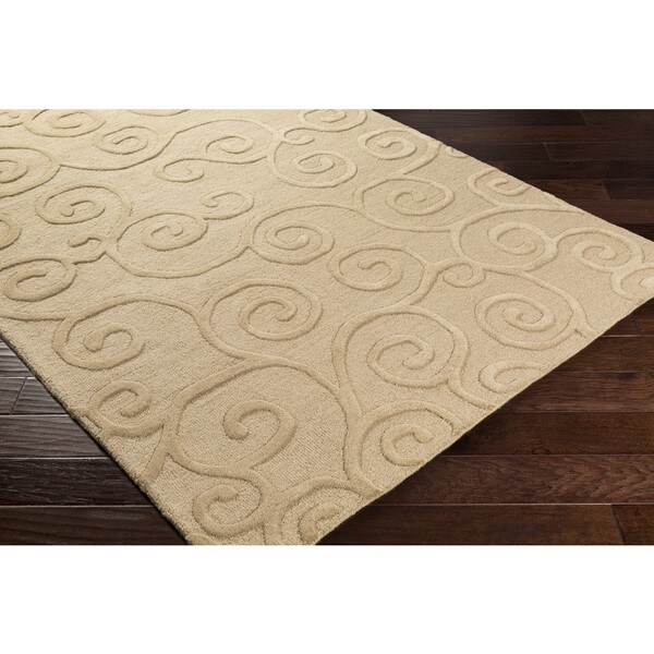 Hand Tufted Passo Wool Rug (5' x 8')