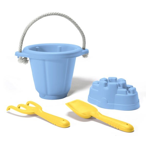 Green Toys Blue Sand Play Set