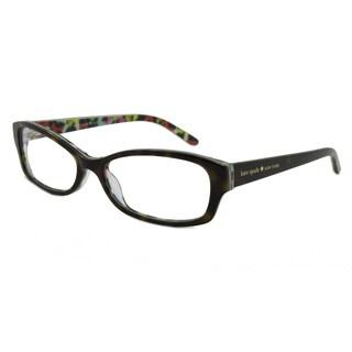 Kate Spade Women's Sheba Rectangular Reading Glasses