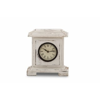 4-inch Vintage Clock with Top & Base Cutter Lines