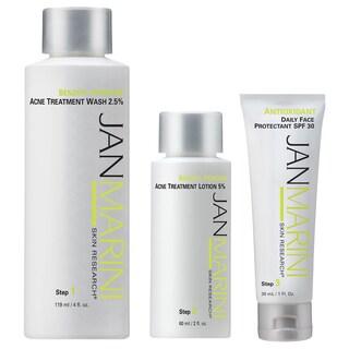 Jan Marini Teen Clean 5-percent and 10-percent Kit