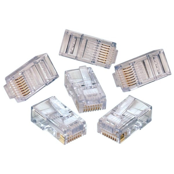 Leviton 632-47613-EZR EZ RJ45 Connector 10-count