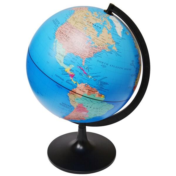 Elenco 11-Inch Political Globe