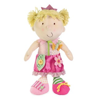 Manhattan Toy Dress Up Princess Plush Doll