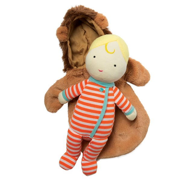 Manhattan Toy Snuggle Baby Lion