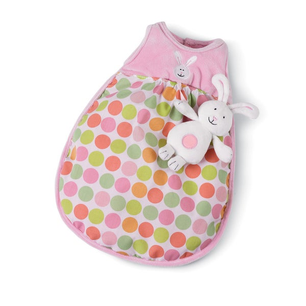 Manhattan Toy Baby Stella Snuggle Sleeper Multicolor 15-inch Baby Doll Outfit