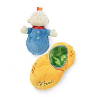 Manhattan Toy Snuggle Pods Lil' Peanut Baby Doll