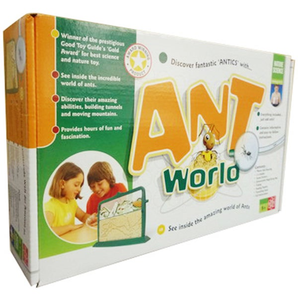 EDU-Toys Ant World Kit