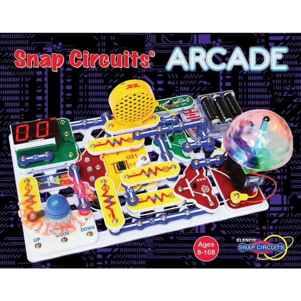 Elenco Snap Circuits Arcade 18328513