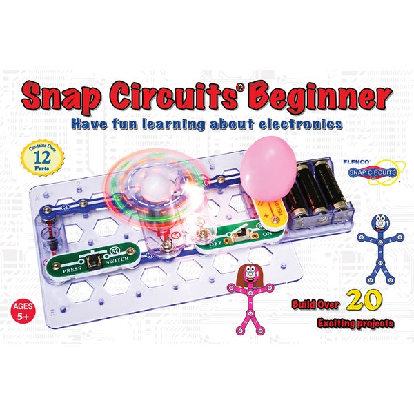 Elenco Snap Circuits Beginner 18328515