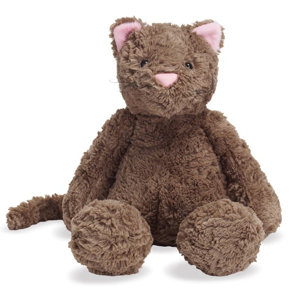 Manhattan Toy Delightfuls Carly Cat Plush Toy