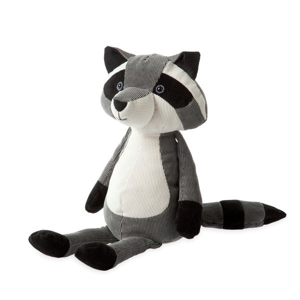 Manhattan Toy Folksy Foresters - Raccoon Plush Toy