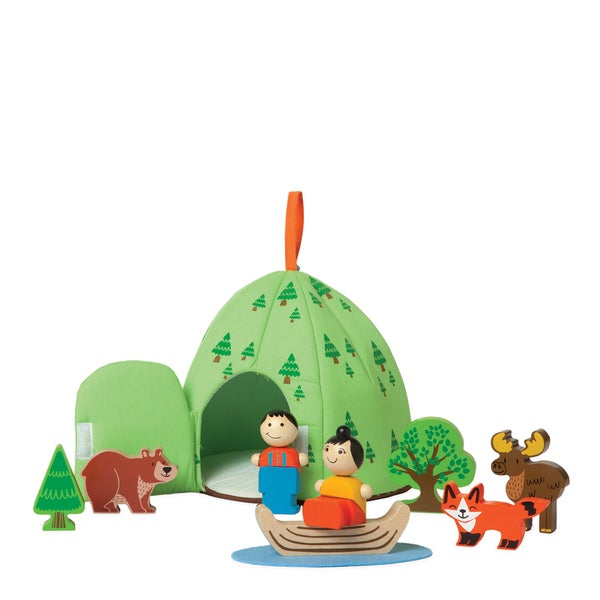 Manhattan Toy Forest Adventure Activity Toy