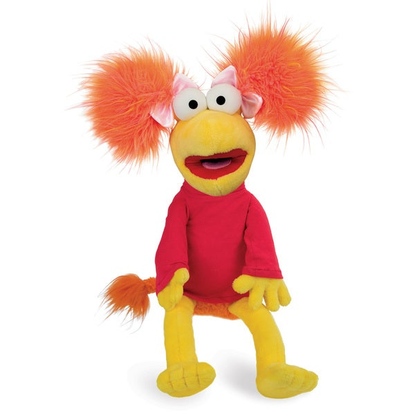 Manhattan Toy Fraggle Rock Red Plush Toy