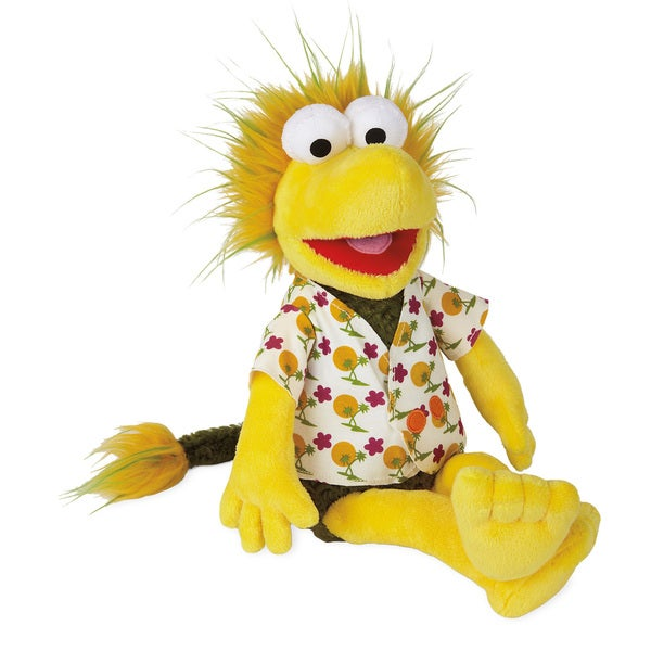 Manhattan Toy Fraggle Rock Wembley Plush Toy