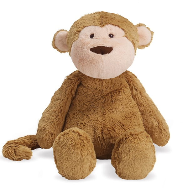 Manhattan Toy Lovelies Mocha Monkey Plush Toy 18328610