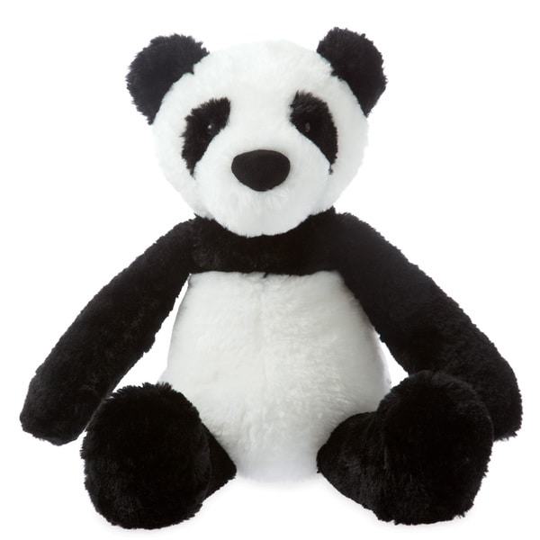 Manhattan Toy Lovelies Percy Panda Plush Toy