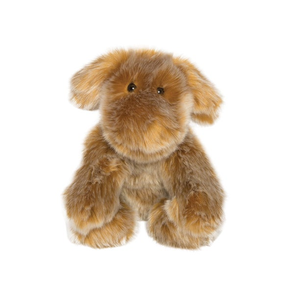Manhattan Toy Luxe Saffron Plush 9-inch Toy Dog