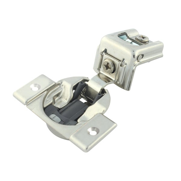 Rok Hardware Blum (Pack of 10) 110 Degree Compact 39C Series Blumotion 1-9/16-inch Overlay Screw-On Self-Closing Cabinet Hinge