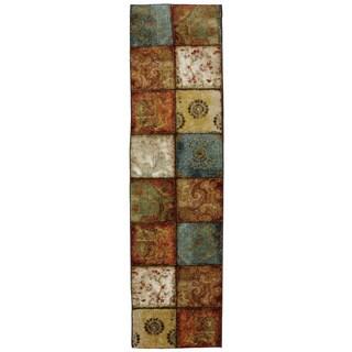 Mohawk Home Free Flow Artifact Panel Rug (2' x 5')