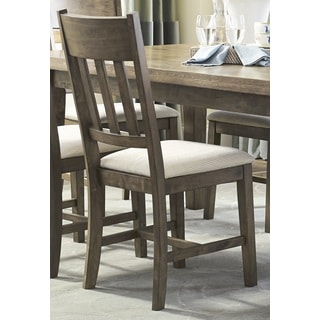 Granger Oak Finished Dining Chair (Set of 2)