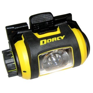Dorcy 41-2614 Pro Series 200 Lumen LED Headlight With Tripod