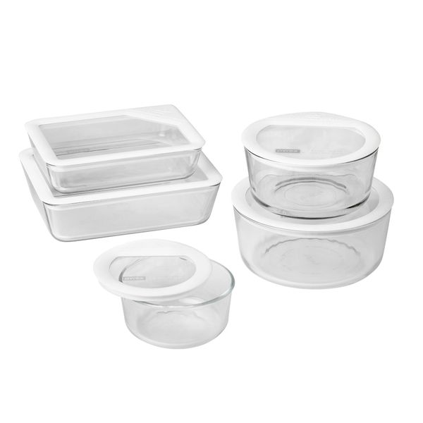 Pyrex Ultimate 10-Piece Set